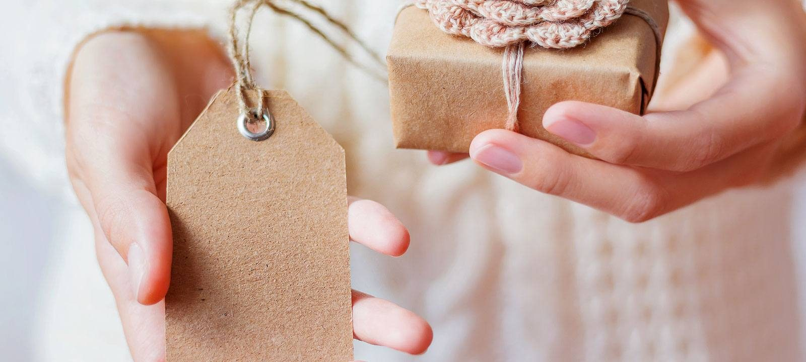 Make sweet scrap fabric tassels